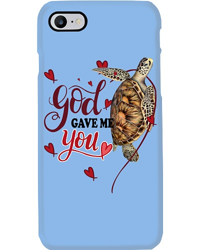 God gave me you Turtle shirt