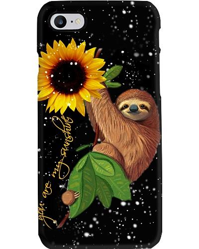 Sloth U r my sunshine phone case