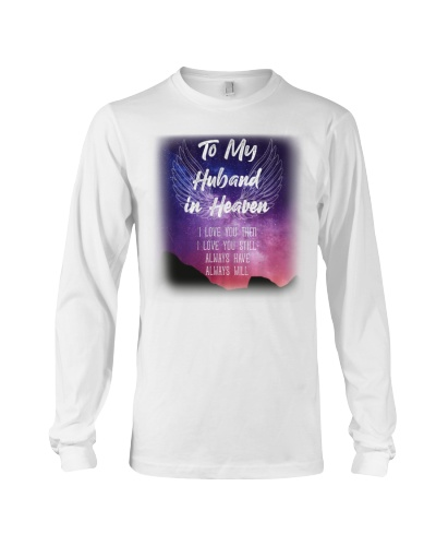 SHN 10 Love you then love you still Husband shirt