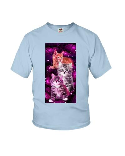 Magic galaxy rose Maine coon Cat phone case
