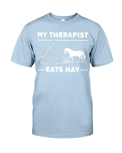SHN 7 My therapist eats hay Horse