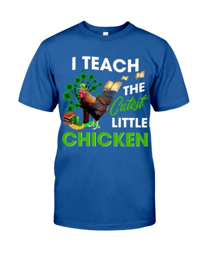 I Teach The Chicken