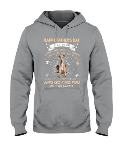 Greyhound Dear Daddy