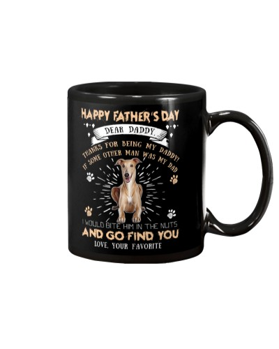 Greyhound Dear Daddy