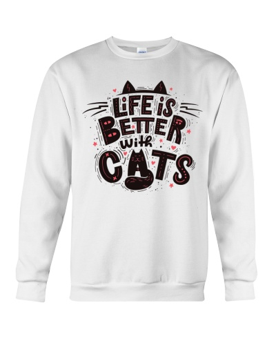 Ln cat life is better with