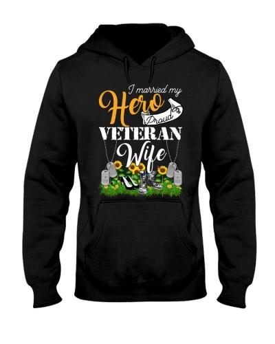 Husband veteran wife