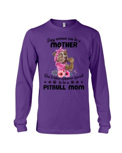 Pitbull special mom