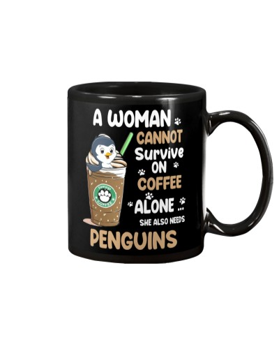Penguins And Coffee