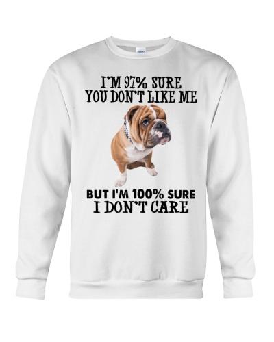 Ln bulldog i dont care