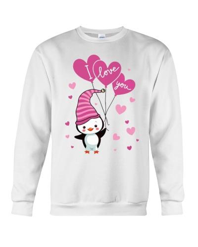 LT penguin love you shirt