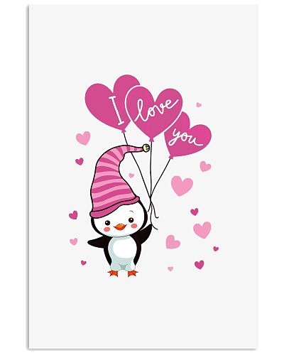 LT penguin love you shirt
