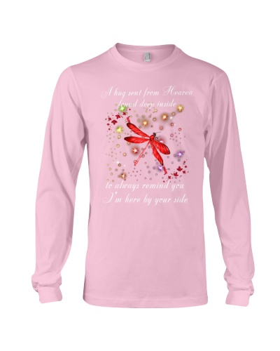 SHN I'm here by your side Husband shirt