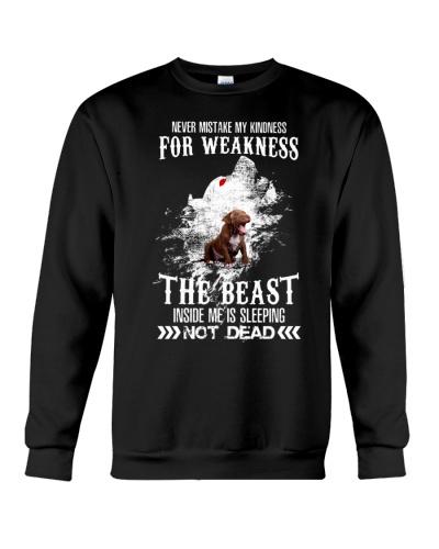 Pitbull The beast inside