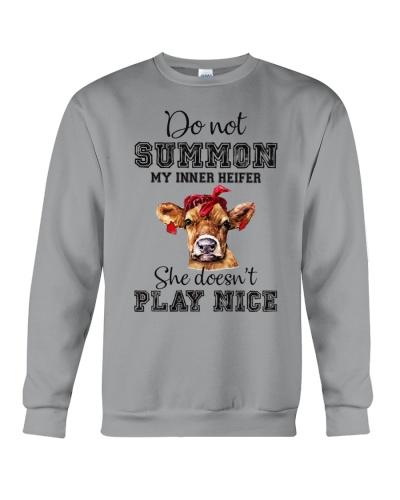 Cow dont summon my inner heifer