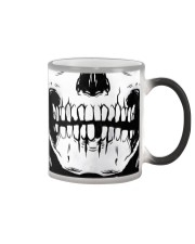 TTN 11 Skull Mouth Color Changing Mug thumbnail