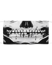 TTN 11 Skull Mouth Cloth face mask front