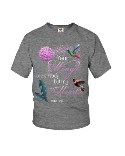 Hummingbird Your wings