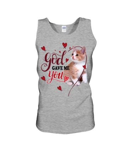God gave me you Cat shirt
