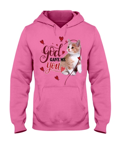 God gave me you Cat shirt