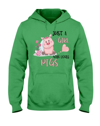 Just a girl who loves pigs