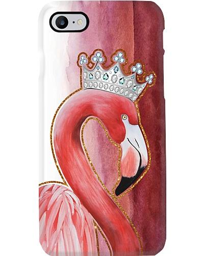 Flamingo is queen phone case