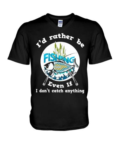 Fishing anything