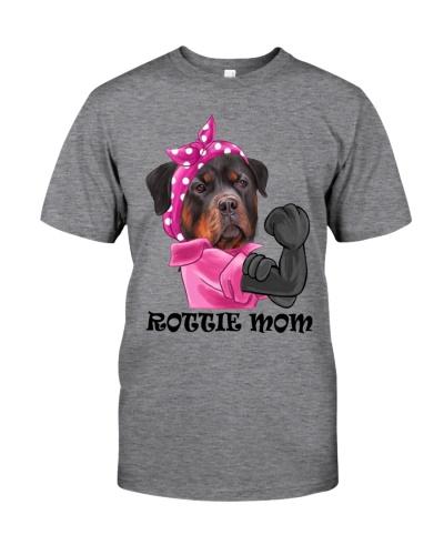 Rottweiler strong mom