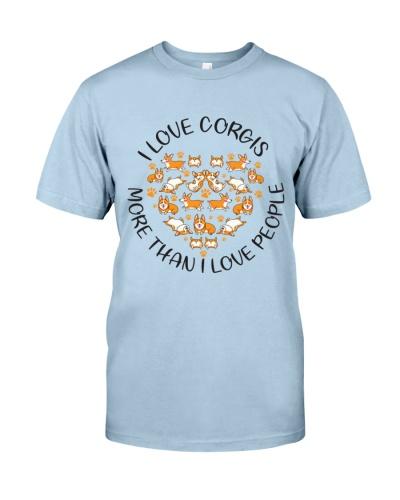 I love corgis more than i love people