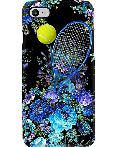 SHN 10 Blue peony Tennis