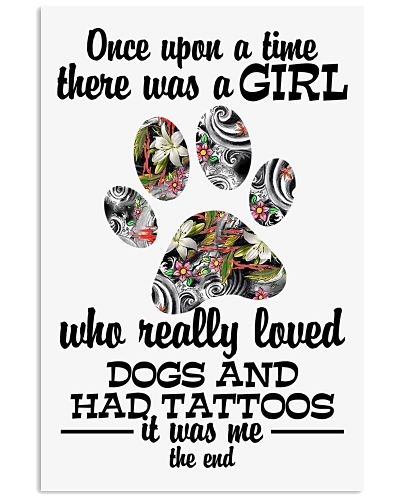 Dogs and tattoos