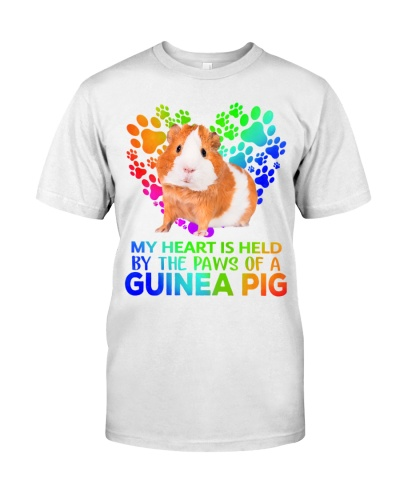 Guinea pigs my heart