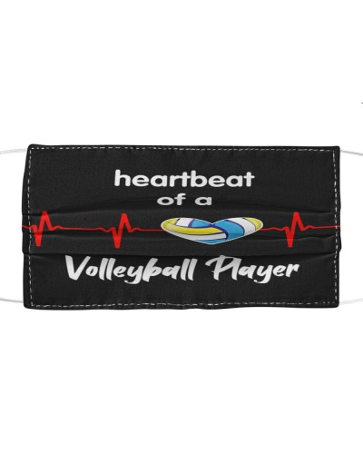 SHN Heartbeat of a Volleyball player