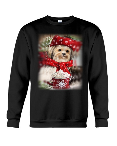 SHN 10 Ice coffee Yorkshire Terrier shirt