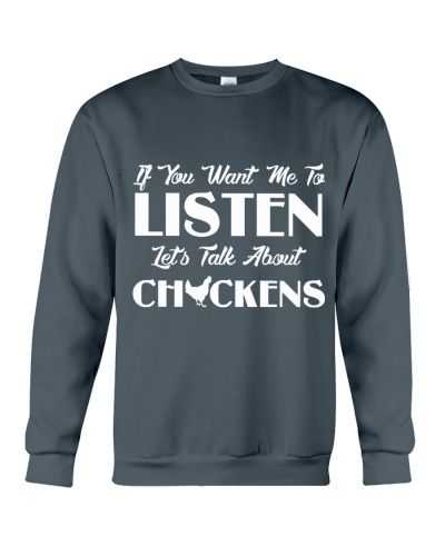 Lets Talk About Chickens