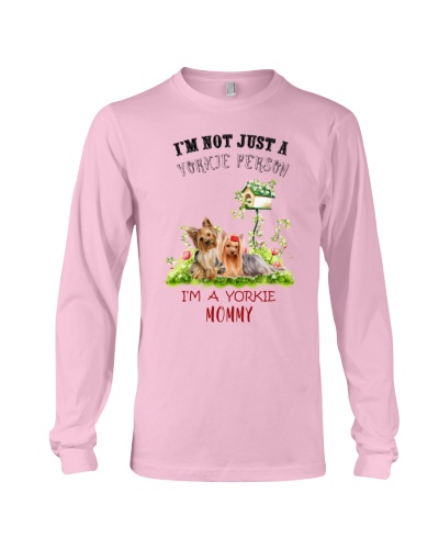 SHN Not just a Yorkshire Terrier person mommy