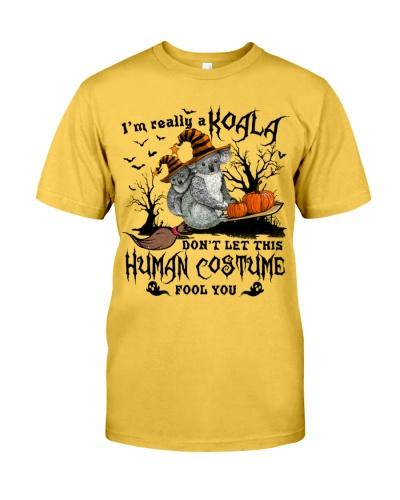 Koala Human Costume