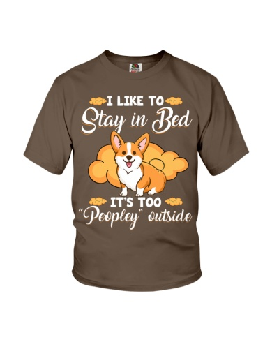 Corgi Peopley Outside