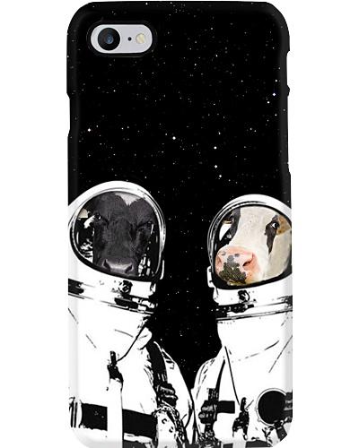 Astronaut Cow Phone Case