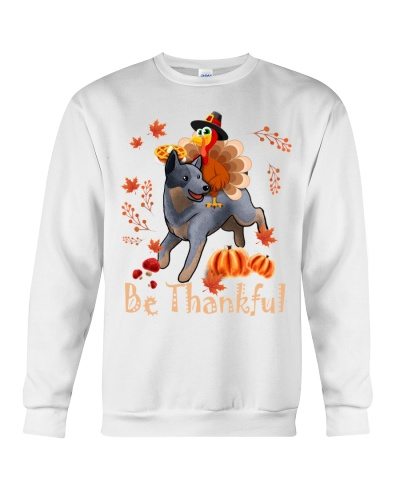 Heeler Be Thankful