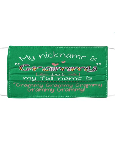 sn my nickname is grammy