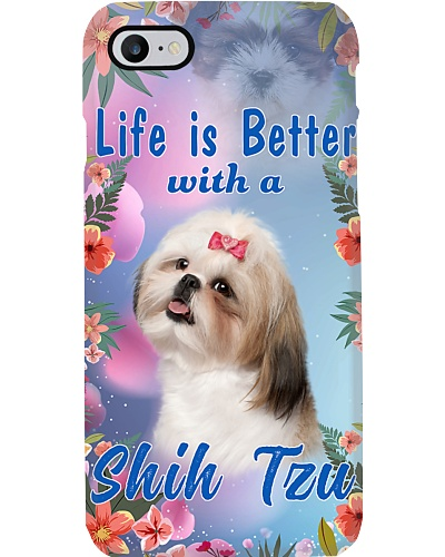 Shih Tzu Life Is Better