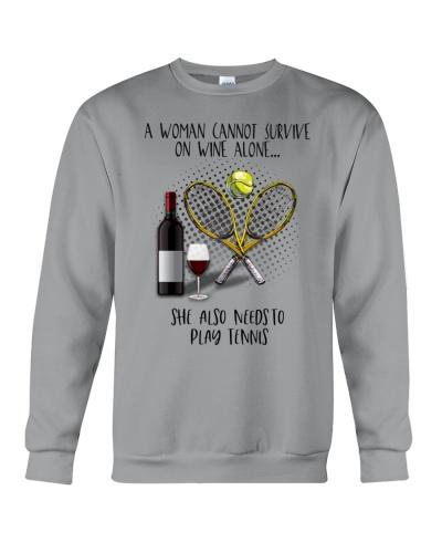 Tennis Wine She Needs