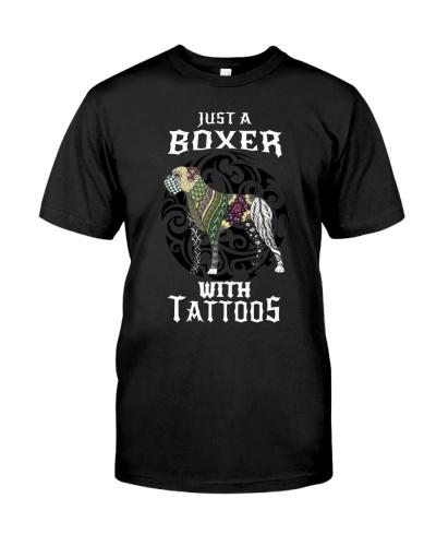 Boxer Tattoos