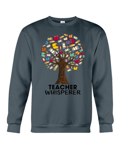 Teacher whisperer shirt
