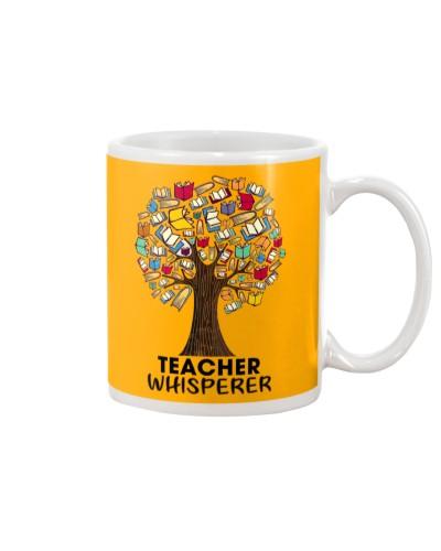 Teacher whisperer shirt