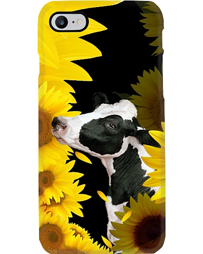 Cow talk to mee phone case