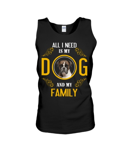Boxer Is My Family