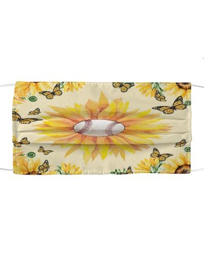 sn baseball butterflies sunflowers