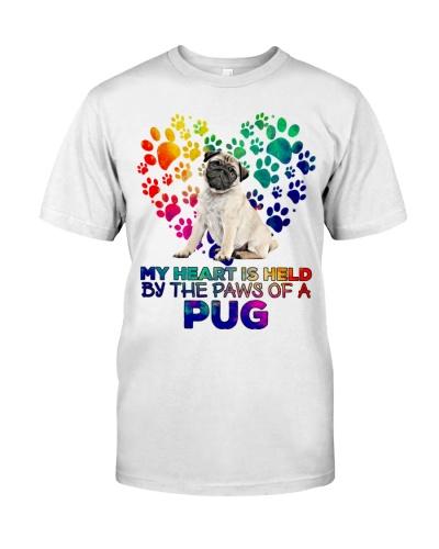 Pug My Heart Is Held