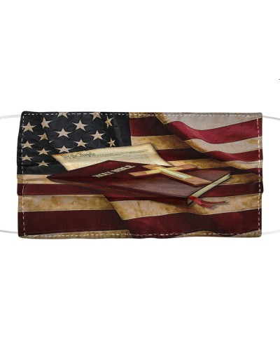 TTN 3 Bibble On American Flag